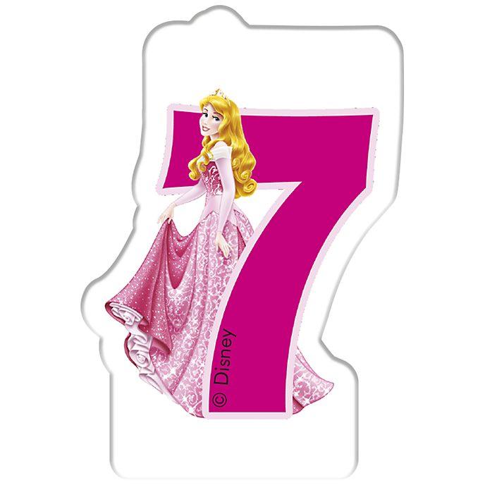 Sviečka Princezné č. 7