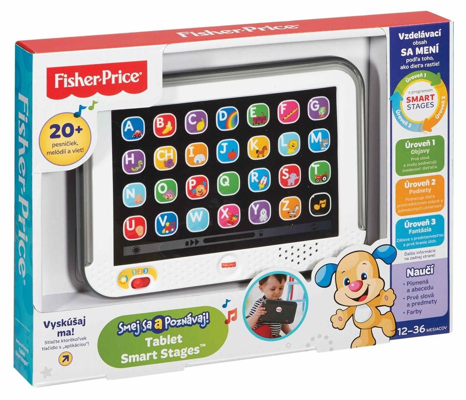 Fisher Price Tablet pre najmensích