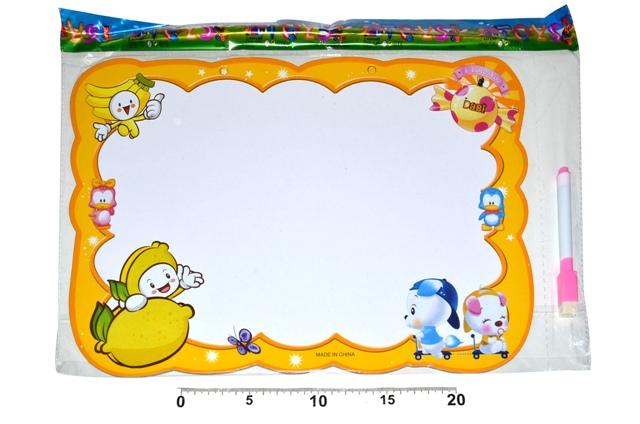 Tabuľka 25,5x35cm + Fixka