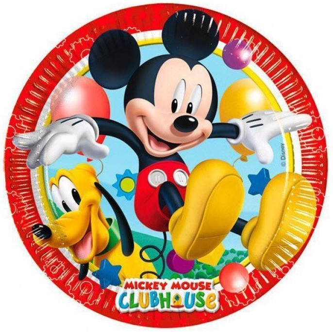 Taniere Mickey Mouse Club House 20cm 8ks