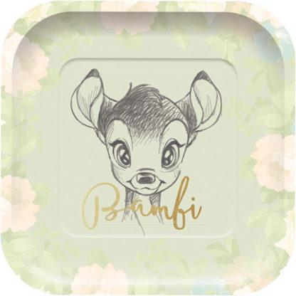 Taniere Bambi 24x24cm 4ks