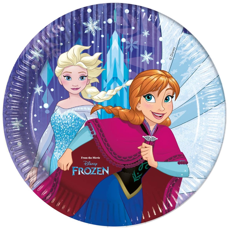 Tanier Frozen 23 cm