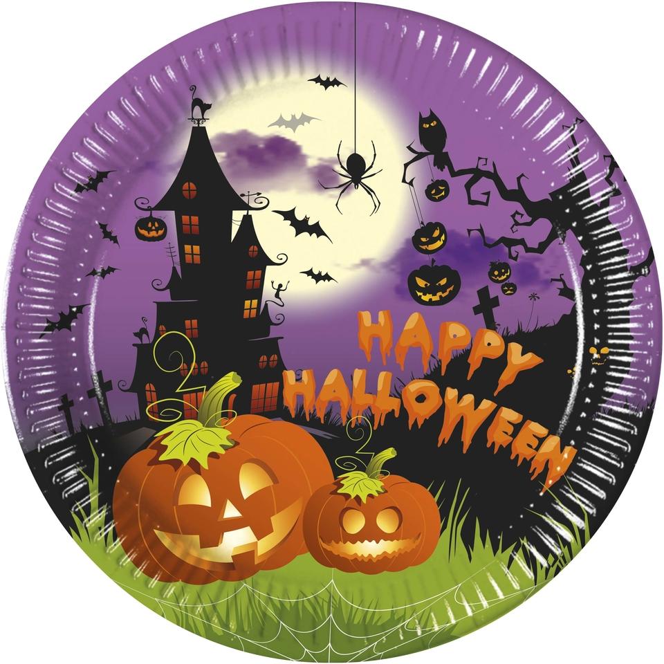 Tanier Halloween 23 cm