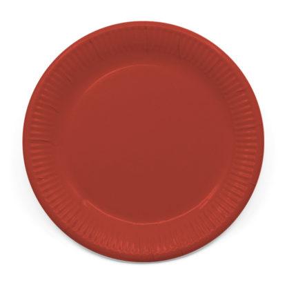Taniere Párty červené 23cm 8ks