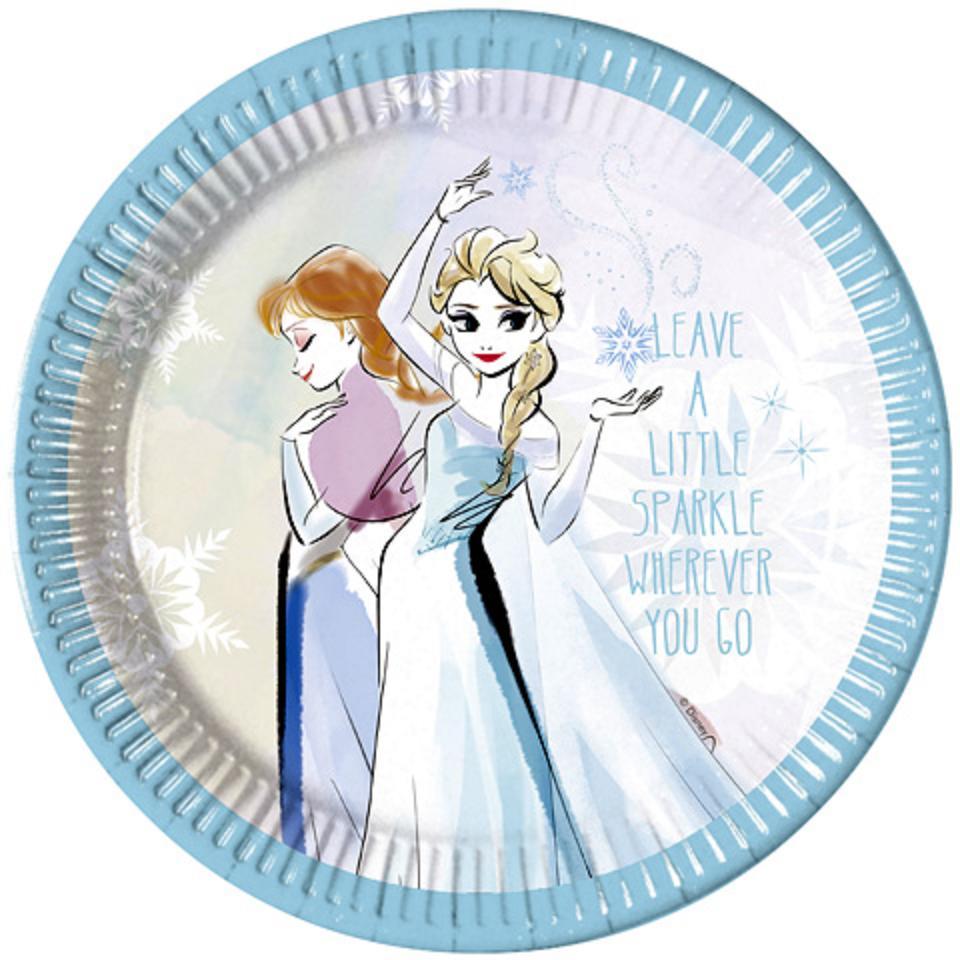Taniere Frozen 23cm 8ks