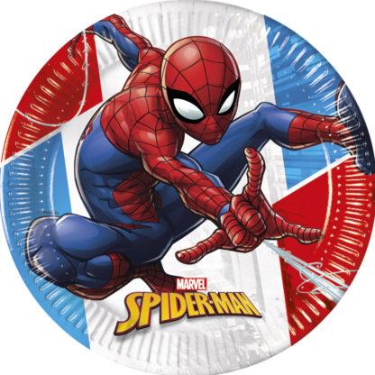Taniere Spiderman 23cm 8ks