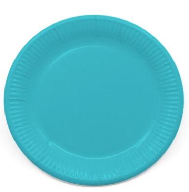 Taniere Párty modré 23cm 8ks