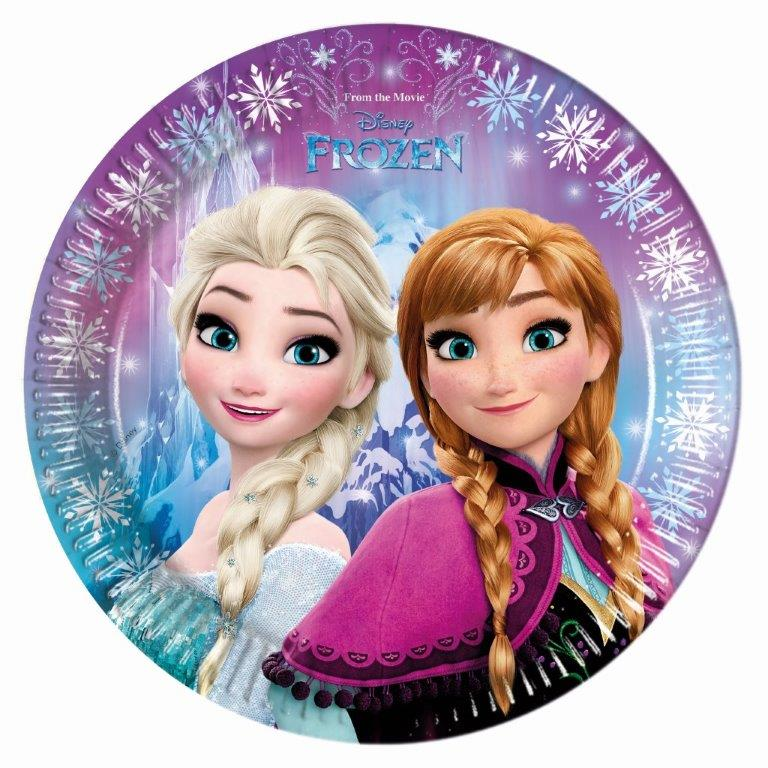 Tanier párty Frozen