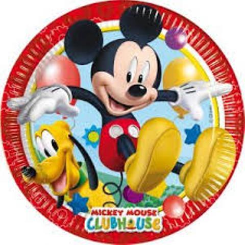 Taniere Mickey 23cm 8ks