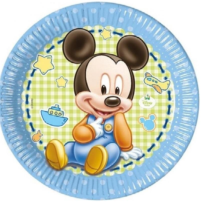Taniere Mickey baby 23cm 8ks