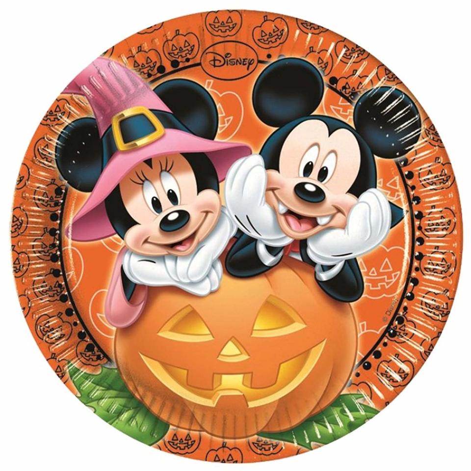 Taniere Mickey Halloween 23cm 8ks