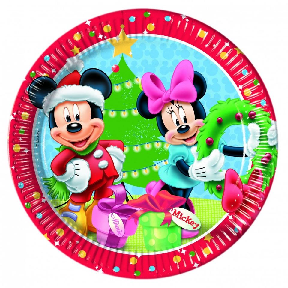 Tanier párty Mickey vianoce
