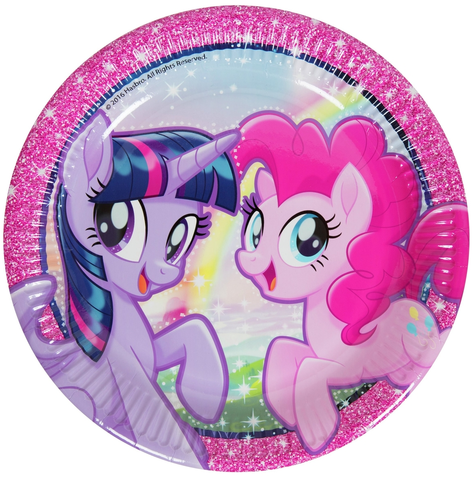 Taniere My Little Pony 23cm 8ks