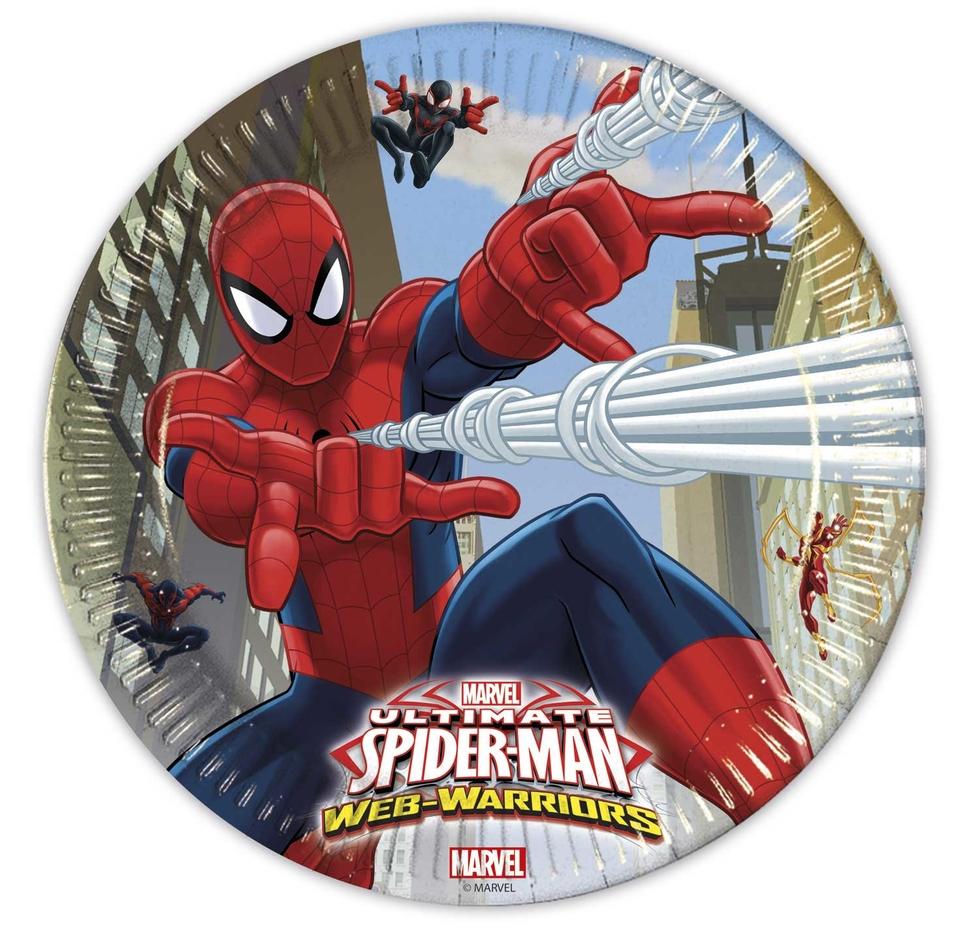 Taniere Ultimate Spiderman 23cm 8ks