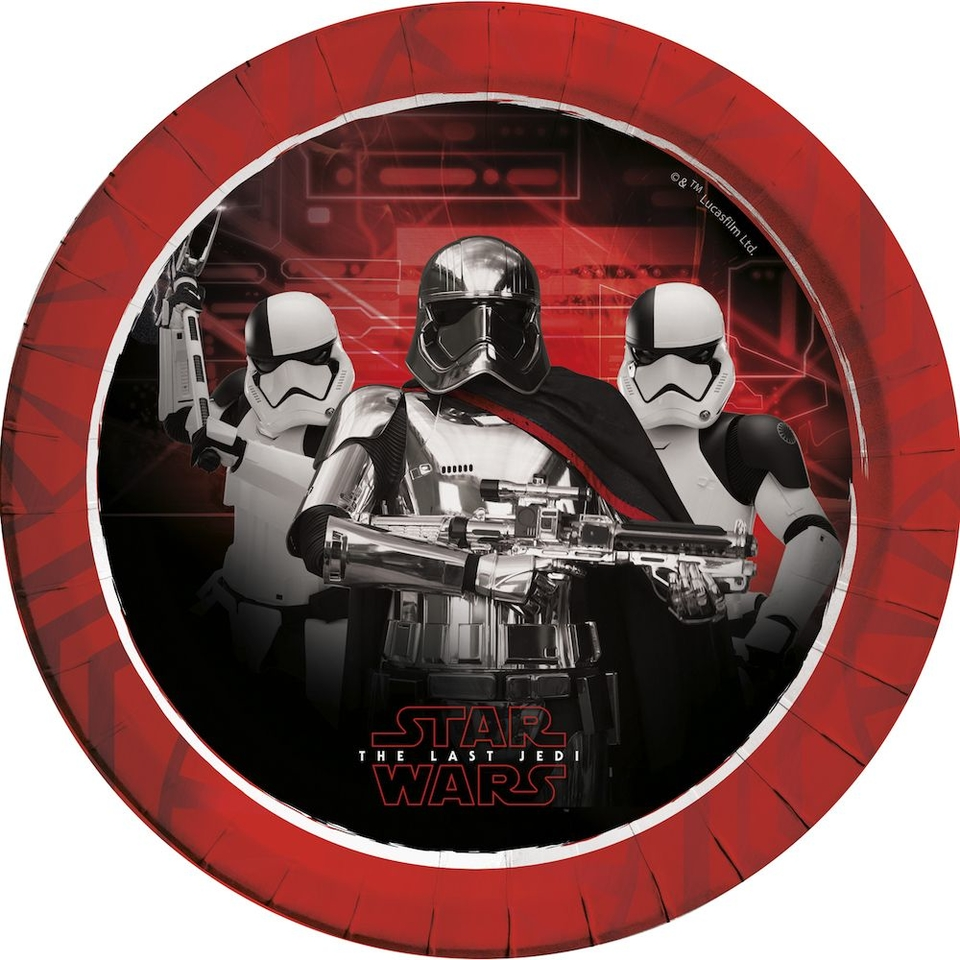 Taniere Star Wars The Last Jedi 23cm 8ks