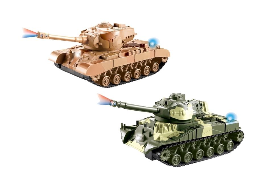 Tank 21cm RC - náhodná