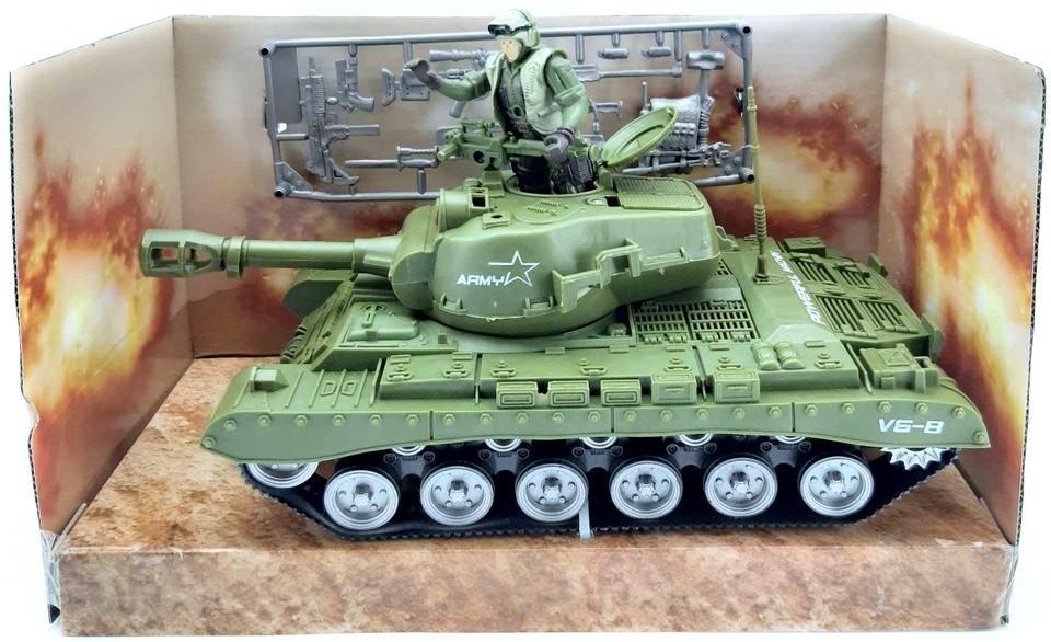 Tank s príslušenstvom 23cm