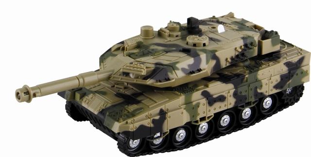 Tank 24 cm, 2 druhy