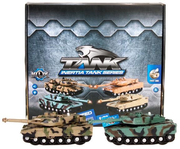 Tank na baterky 23cm