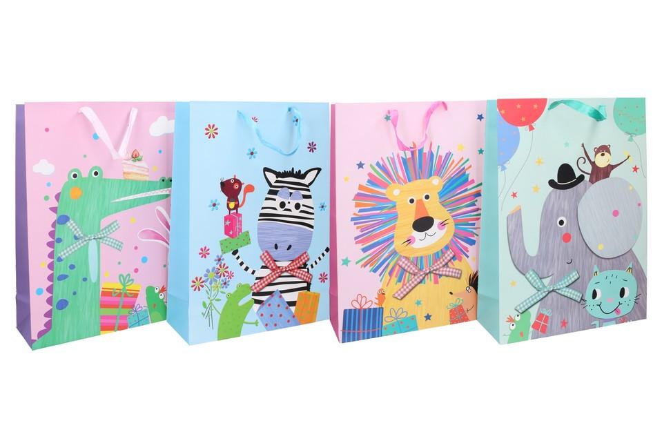 Darčeková taška detská 42x30x12cm
