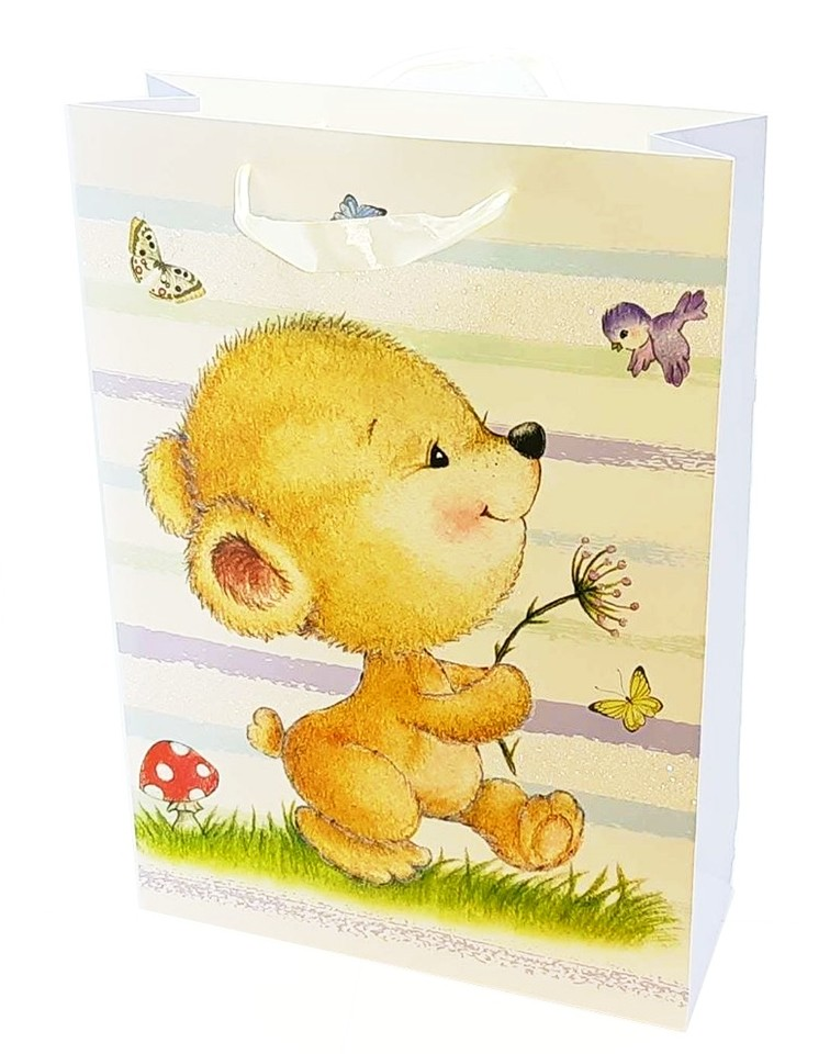 Darčeková taška detská 44x31x12cm