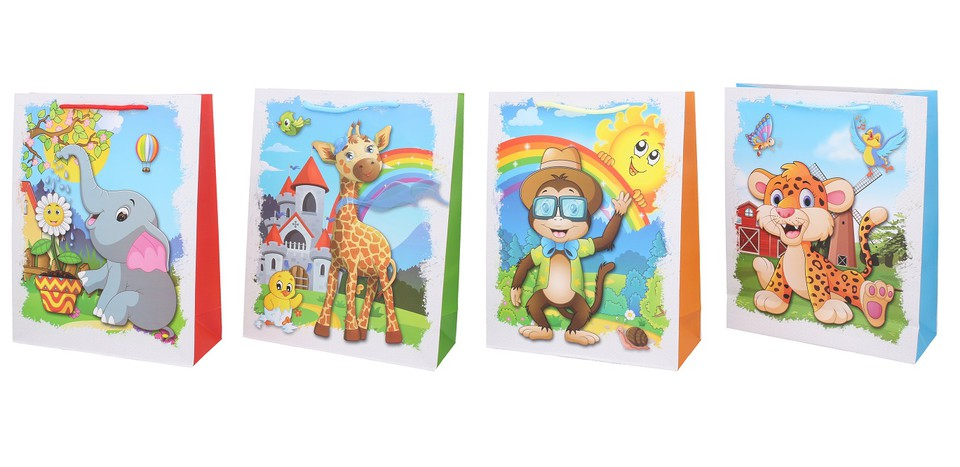 Darčeková taška detská 26x32x10cm