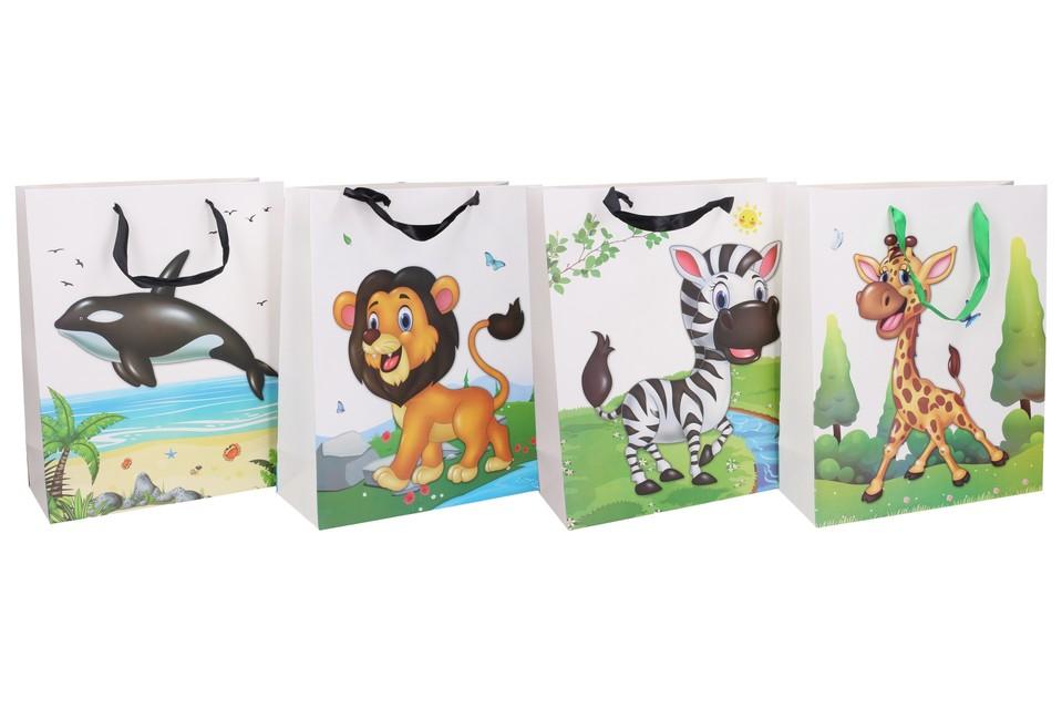 Darčeková taška detská 32x26x10,5cm