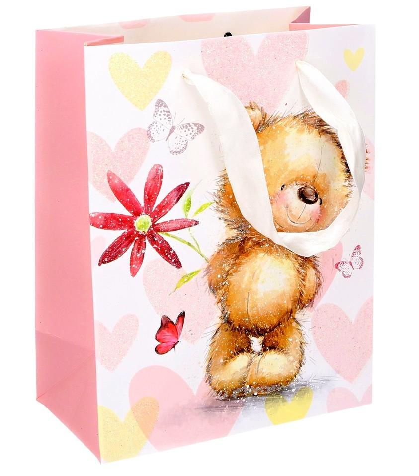 Darčeková taška detská 23x18x10cm