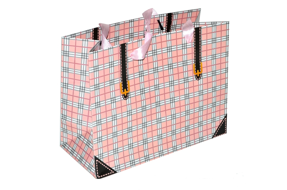 Darčeková taška 17,5x23x10 cm