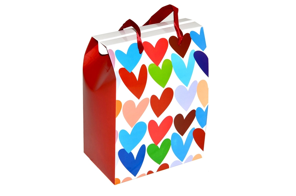 Darčeková taška 17x23x11 cm