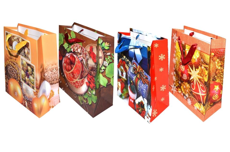 Darčeková taška vianočná