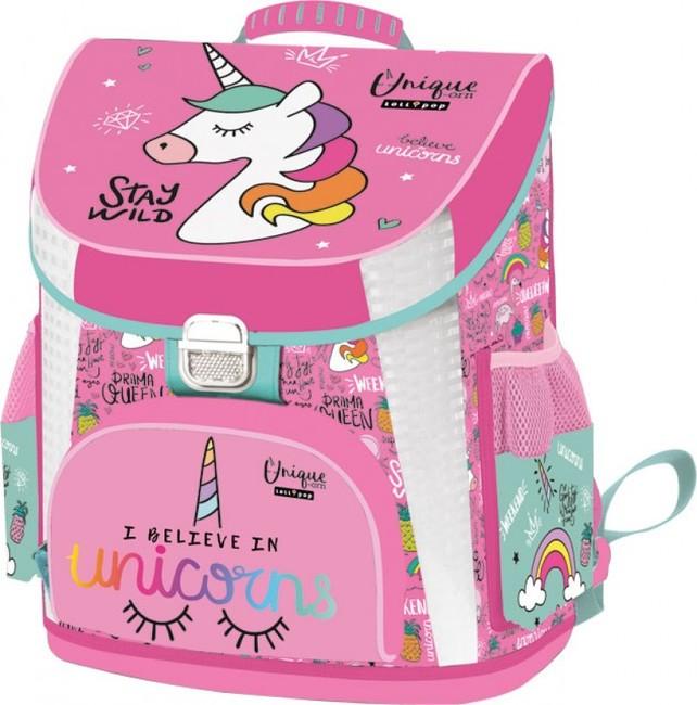 Školská taška Premium Unicorn