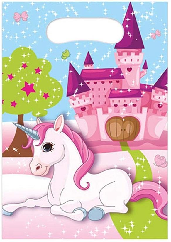 Darčeková taška Unicorn 6ks