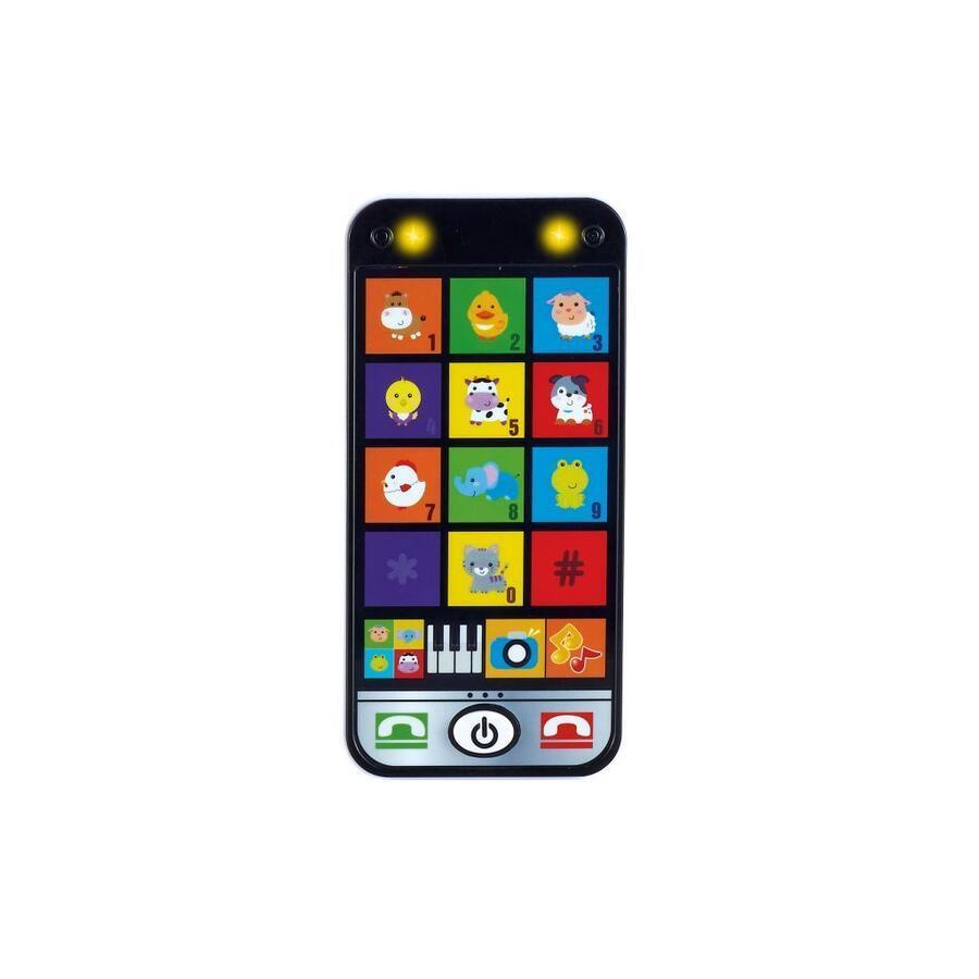Interaktívny telefón smartphone