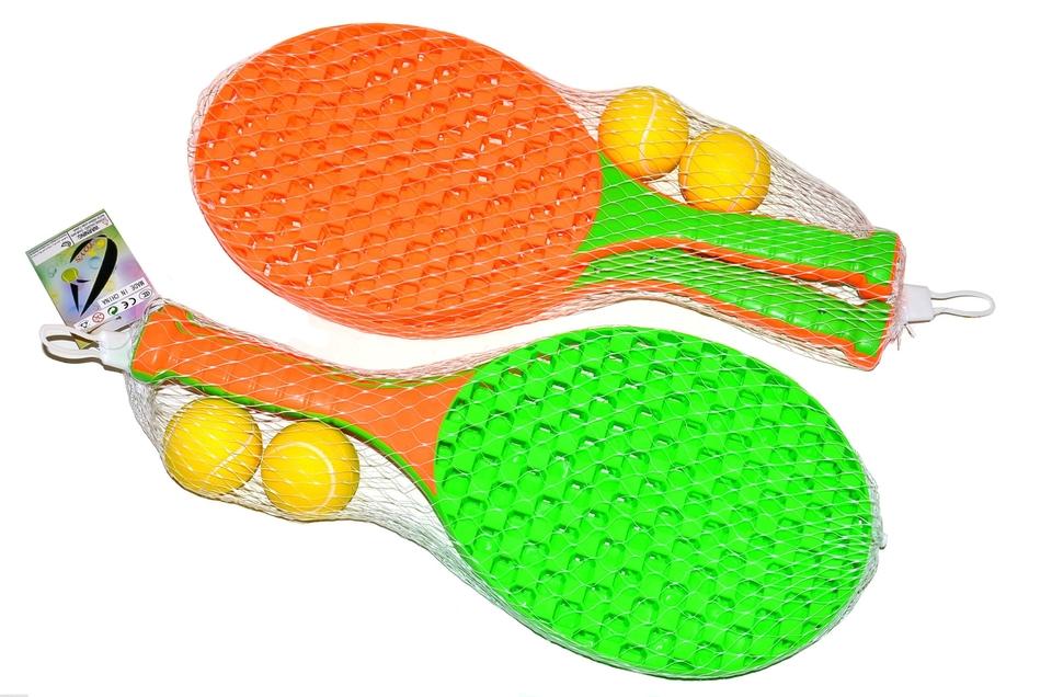 Soft tenis 2 loptičky