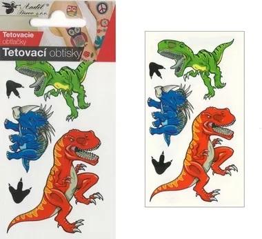 Tetovačky dinosaurus