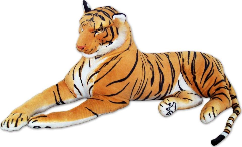 Tiger ležiaci 1m