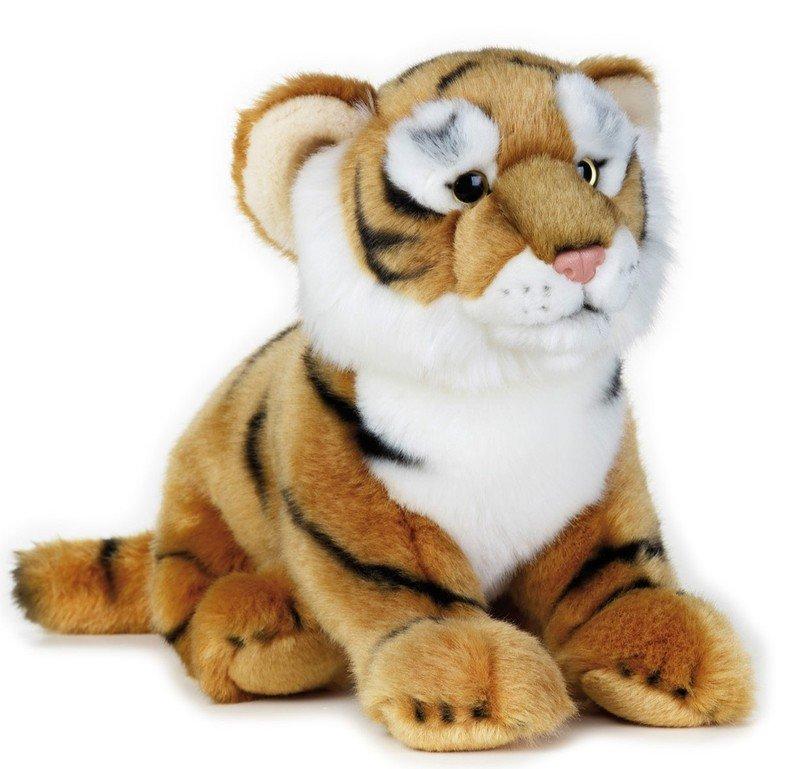 Plyšový Tiger 24cm National Geographic