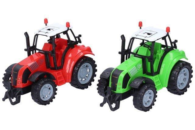 Traktor 15cm - náhodná