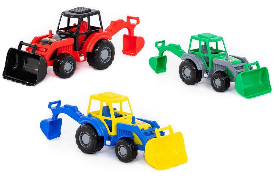 Traktor Majster s lopatou 27cm - náhodná