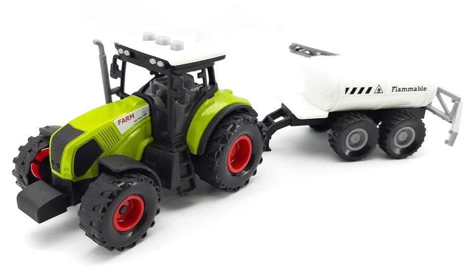 Traktor Farm s postrekom 31cm