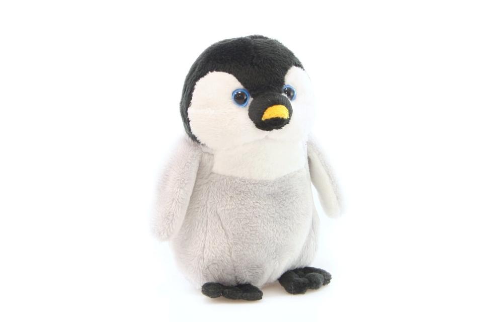 Tučniak mláďa plyšové 16cm