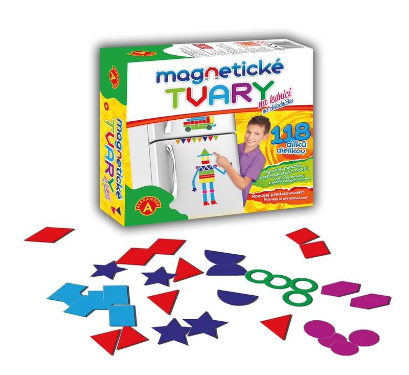 Magnetické tvary