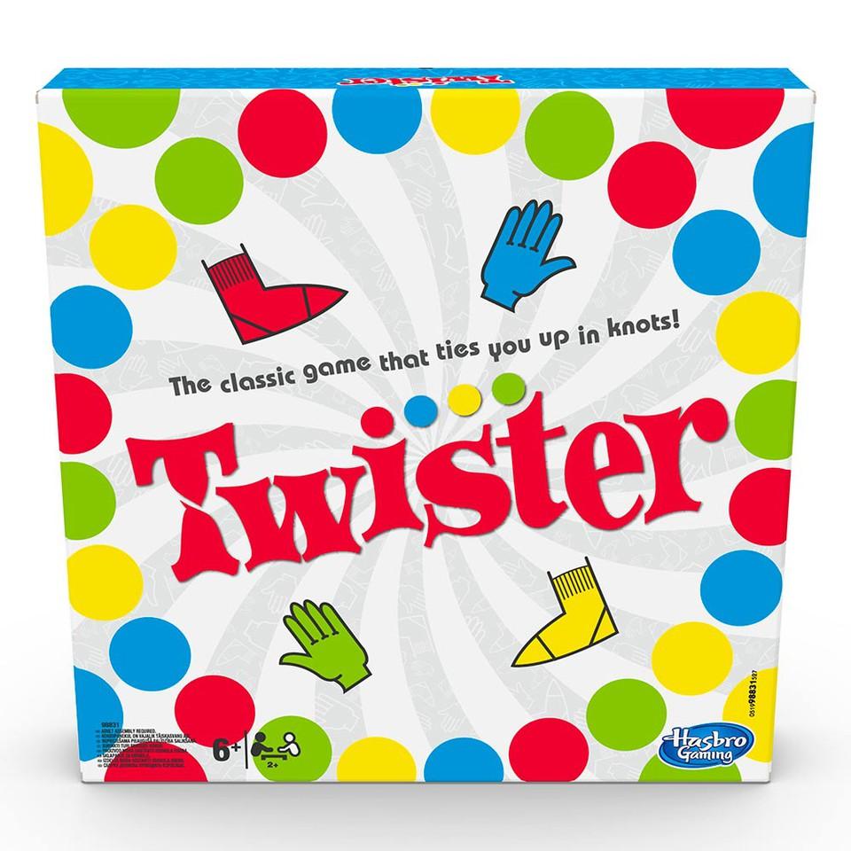 Twister spoločenská hra