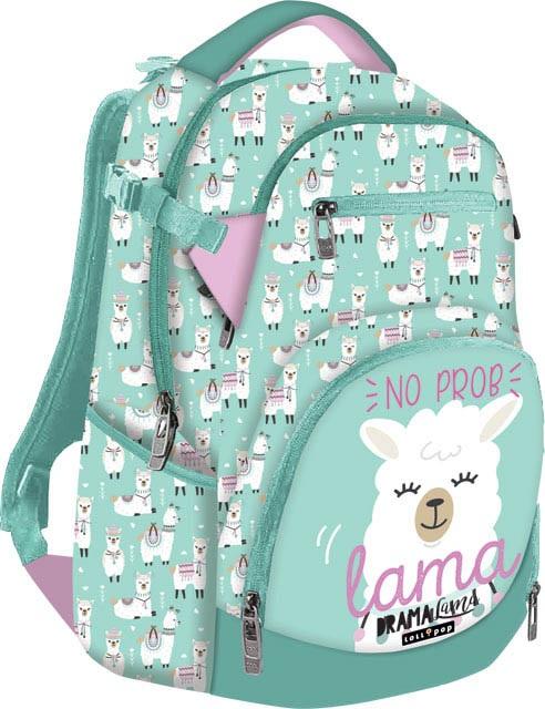 Školský batoh Lollipop Drama Lama