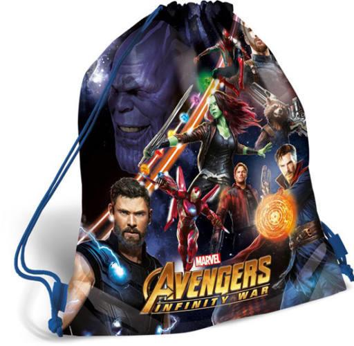 Vak na telesnú Avengers 42x31cm
