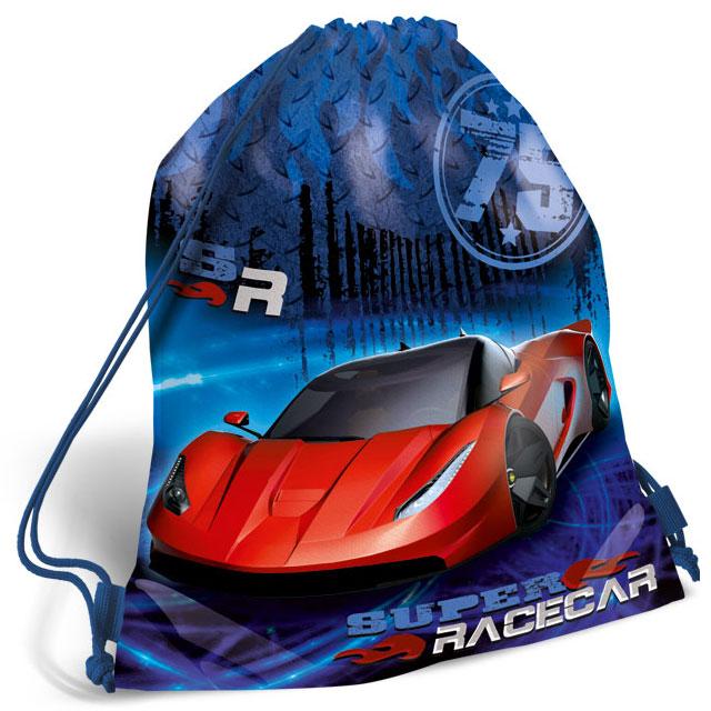 Vak na telesnú Race car 38x31cm