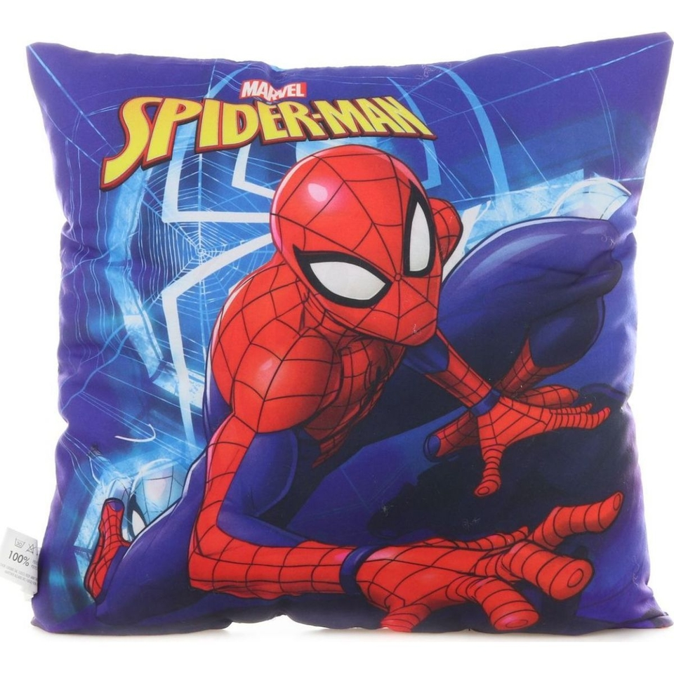 Vankúš Spiderman 35x35cm