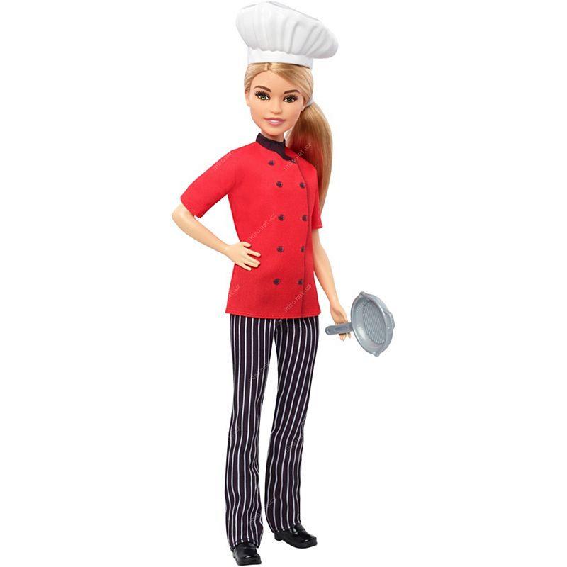 Barbie varenie a pečenie