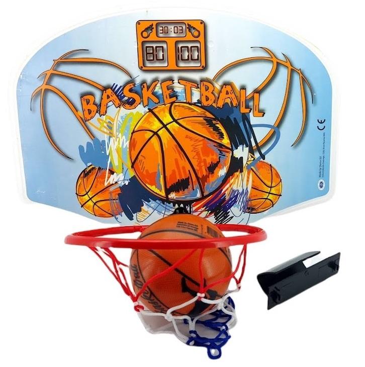 Basketbalový set s loptou 41x31cm